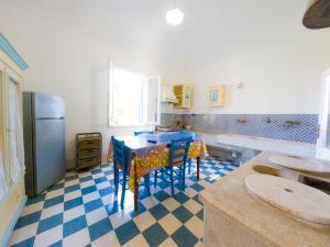 Cucina o angolo cottura di Villa Maresole