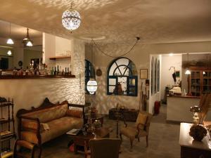 Lobi ili recepcija u objektu Skites Hotel Bungalows