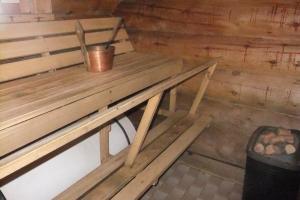 Spa och/eller andra wellnessfaciliteter på Kunnari Cottage