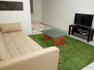 Гостиная зона в Апартаменты в центре Балашихи