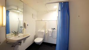 Ein Badezimmer in der Unterkunft Solothurn Youth Hostel