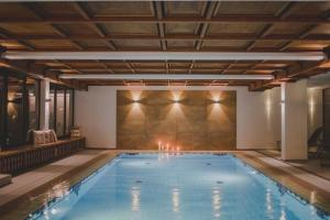 The swimming pool at or near Kunzmann's Hotel | Spa