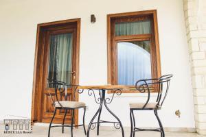 A balcony or terrace at Kerculla Resort