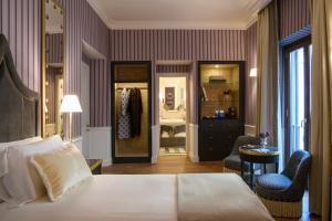 Area soggiorno di IL Tornabuoni Hotel