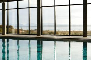 The swimming pool at or close to Isle Of Mull Hotel and Spa