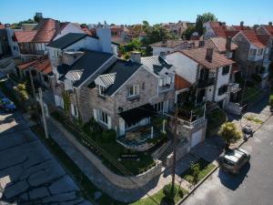 Una vista aérea de Casa Camaron