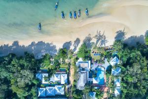A bird's-eye view of Anyavee Tubkaek Beach Resort