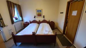 Säng eller sängar i ett rum på STF Hostel Mora - Målkullan