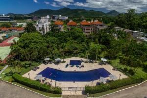 Hotel Porto Sol Beach a vista de pájaro