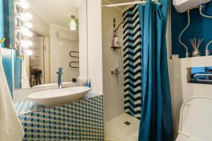 Ванная комната в Квартира на Терешковой 8