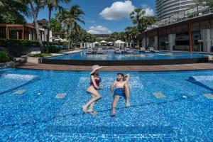 The swimming pool at or near InterContinental Hua Hin Resort, an IHG Hotel