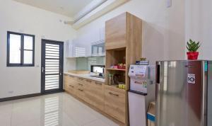 玉井·藝海民宿廚房或簡易廚房