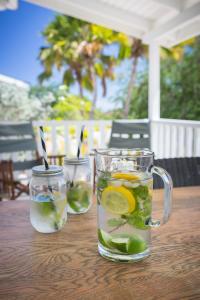 Bebidas em Piscadera Bay Resort 24