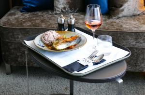 Lunch and/or dinner options available to guests at Boutique Hotel i31 Berlin Mitte
