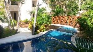 The swimming pool at or near Stay in Tulum!