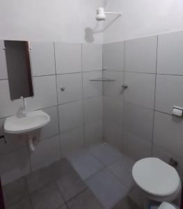 Un baño de Pouso D' Braga