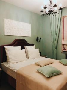 Кровать или кровати в номере Villa Toscana