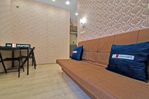 A seating area at Smart Apartments Near Vnukovo