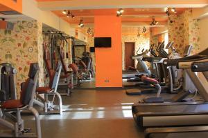 Centrul de fitness și/sau facilități de fitness de la Simfonia Boutique Hotel