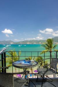 A view of the pool at Patong Signature Boutique Hotel or nearby