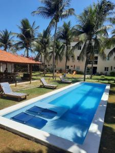 The swimming pool at or close to Pecem Beach Hotel