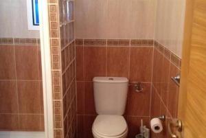 Ванная комната в KAKTUS BEACH House