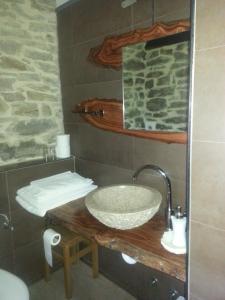 Un baño de La Casa Encanto