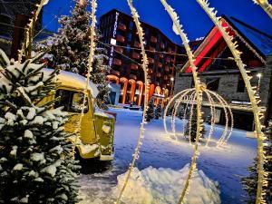 Metropol Spa Hotel talvel