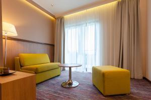 Hotel Premier Aqua - Adults Onlyにあるシーティングエリア