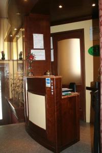 Hall o reception di Hotel Edy