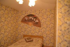 Ванная комната в Апартаменты на Новгородской