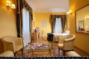 Area soggiorno di Imperial Hotel Tramontano