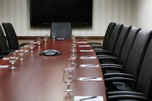 The business area and/or conference room at Club Quarters Hotel Midtown - Times Square