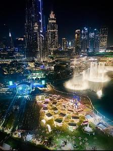 A bird's-eye view of Downtown Al Bahar Apartments