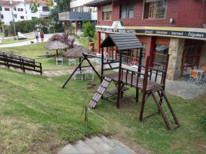 Zona de juegos para niños en San Remo Viking Hotel