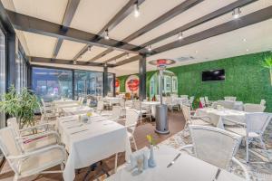 Ресторант или друго място за хранене в Гранд Хотел Свети Влас