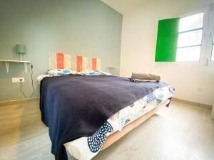 Cama o camas de una habitación en Casa Blanca Guest House Tenerife