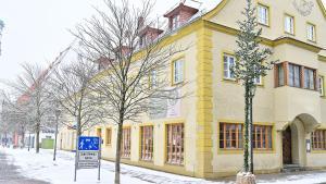 JOESEPP´S HOTEL am Hallhof im Winter