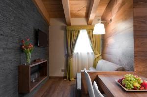 Area soggiorno di Sottovento Luxury Hospitality