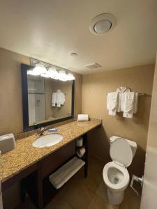 Ванная комната в Holiday Inn Express Philadelphia Penn's Landing