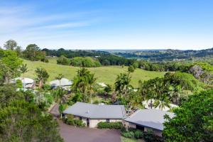 A bird's-eye view of Alstonville Country Cottages
