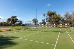 Tennis and/or squash facilities at RACV Cobram Resort or nearby