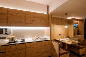 A kitchen or kitchenette at Bellavista