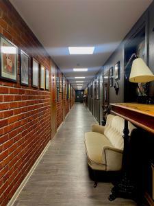 Hall ou réception de l'établissement Sirena Guest House