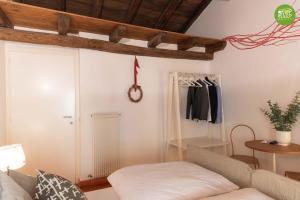 Letto o letti in una camera di Stop & Sleep Fagagna on the Hills