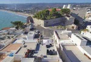 A bird's-eye view of B&B Casanita