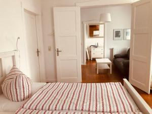 Ein Bett oder Betten in einem Zimmer der Unterkunft Villa 1923