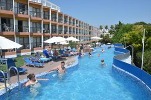 The swimming pool at or near Avlida Hotel