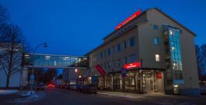 Здание отеля