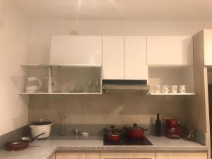 A kitchen or kitchenette at Vive - Descansa - Disfruta